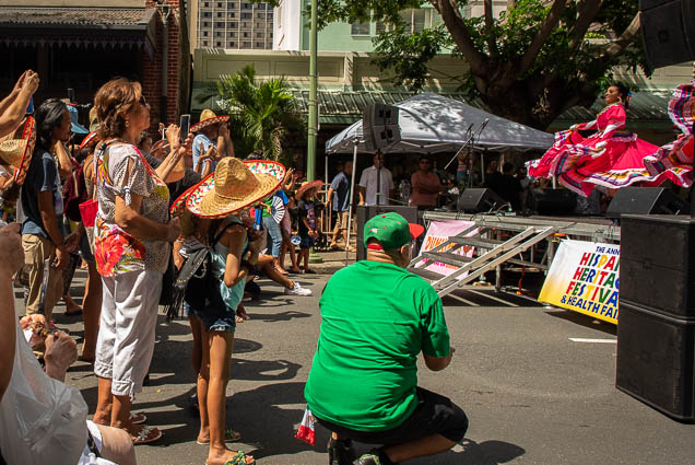dancing-stage-hispanic-heritage-festival-honolulu-2019-fokopoint-0858 Hispanic Heritage Festival in Chinatown