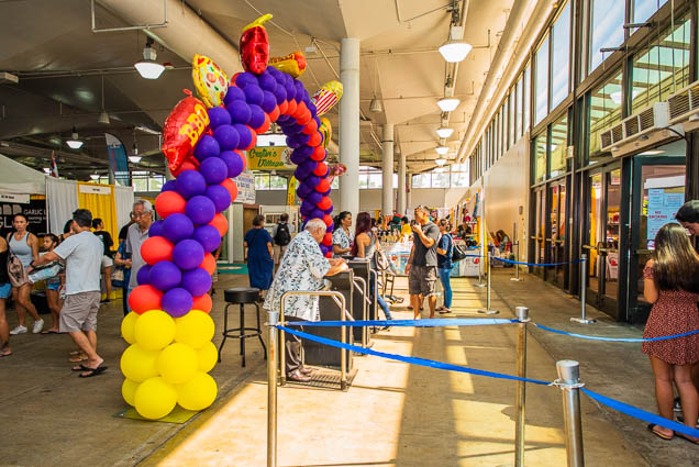 entrance-food-new-product-show-2019-honolulu-fokopoint-1208-1 Food and New Product Show at the Blaisdell