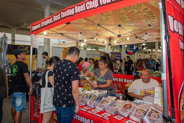 food-new-product-show-2019-honolulu-fokopoint-1126 Food and New Product Show at the Blaisdell