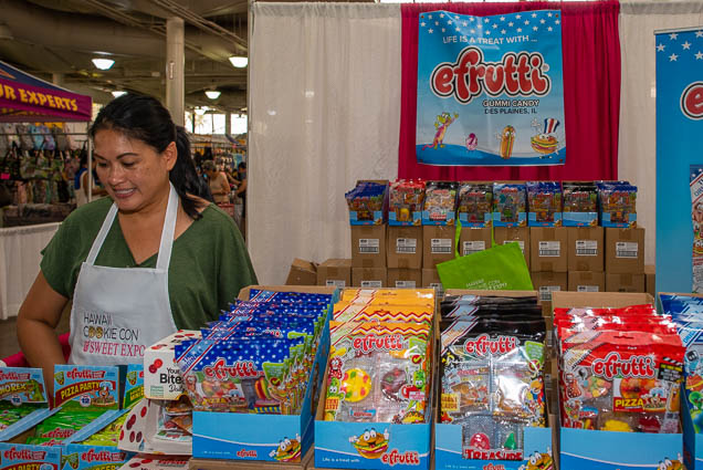 hawaii-cookie-con-sweet-expo-fokopoint-1155 Food and New Product Show at the Blaisdell