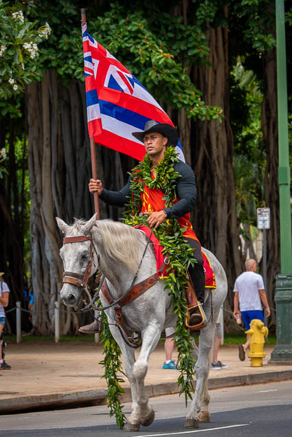 hawaii-flag-horse-pau-floral-parade-2019-aloha-festivals-fokopoint-honolulu-0185 73rd Annual Floral Parade