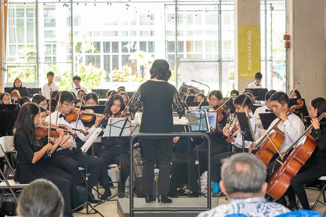 hawaii-youth-symphony-salt-kakaako-fokopoint-1310 Hawaii Youth Symphony at Salt Kaka'ako