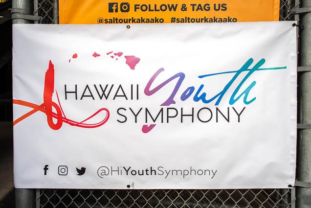 hawaii-youth-symphony-sign-salt-kakaako-fokopoint-1378-1 Hawaii Youth Symphony at Salt Kaka'ako