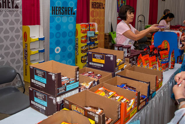 hershey-company-fokopoint-1152 Food and New Product Show at the Blaisdell
