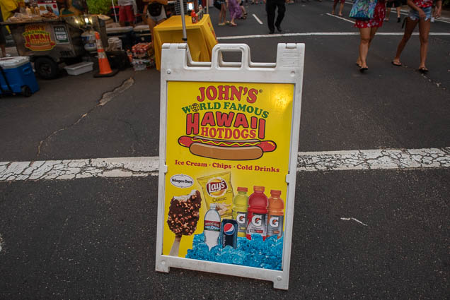 johns-world-famous-hawaii-hotdogs-waikiki-bazaar-festival-2019-fokopoint-1282 Waikiki Bazaar Festival