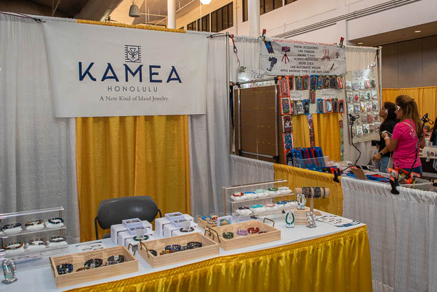 kamea-jewelry-honolulu-fokopoint-1177 Food and New Product Show at the Blaisdell