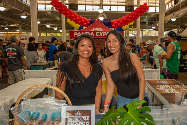 orchid-isle-snacks-fokopoint-1137-1 Food and New Product Show at the Blaisdell