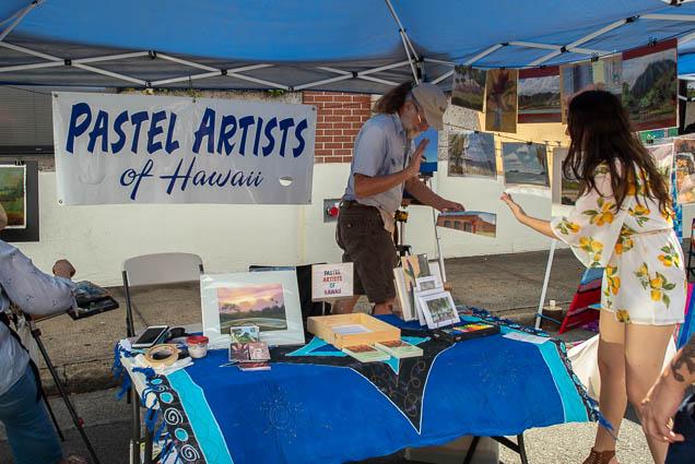 pastel-artists-hawaii-hispanic-heritage-festival-honolulu-2019-fokopoint-0829 Hispanic Heritage Festival in Chinatown