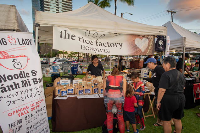 rice-factory-booth-fest-2019-honolulu-fokopoint-0578 10th Annual Rice Fest