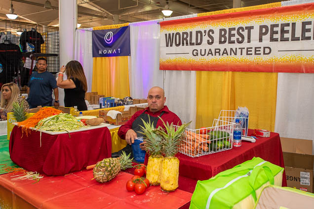 worlds-best-peeler-honolulu-fokopoint-1172 Food and New Product Show at the Blaisdell
