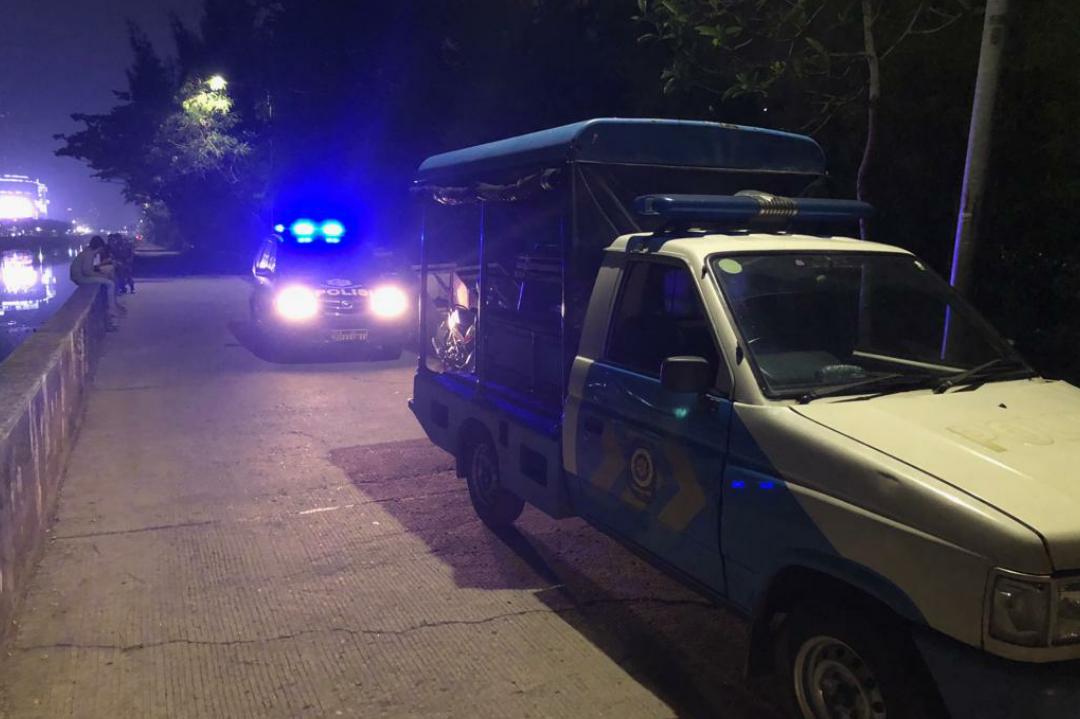 Tiga Pilar Kecamatan Tambora Gelar Operasi Miras