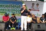 Bupati Kapuas Launching Ketupat Kuning dan Resmikan Lapangan Tembak