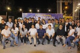 Pemuda Ciptakan Tagar Kaltengbaru, Usung Ben Brahim Jadi Gubernur