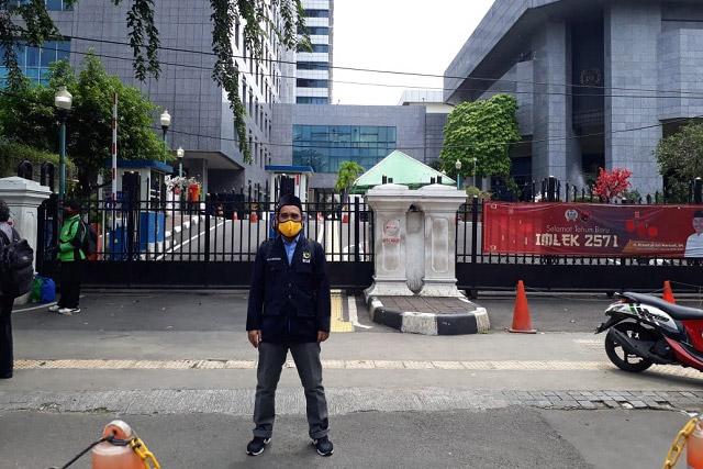 DPRD Gelar Pemilihan Wagub, GPI Jakarta Raya Sebut Maklumat Kapolri Hanya Berlaku Untuk Rakyat
