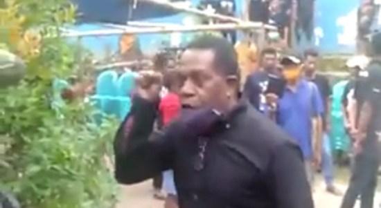 Edo Kondologit Marah Adik Iparnya Meninggal, Sebut Polisi Penipu