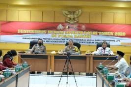 Wakapolda Banten Buka Penyuluhan Hukum Soal Hoax Pilkada