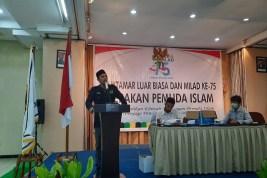 Menang Voting, Diko Nugraha Jadi Ketua Umum PP GPI