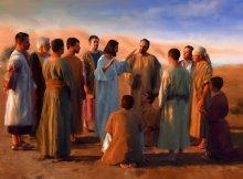12 Murid Tuhan Yesus dalam Alkitab