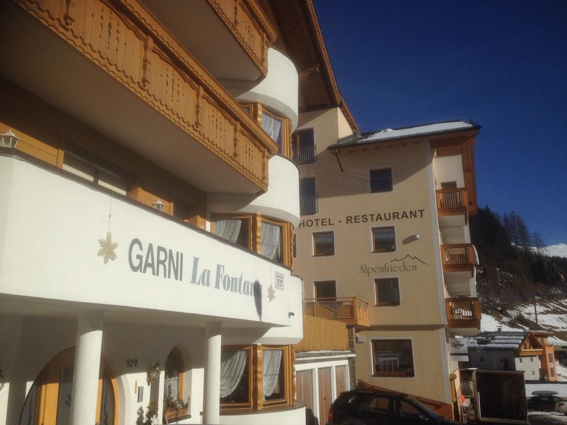 Garni La Fontana
