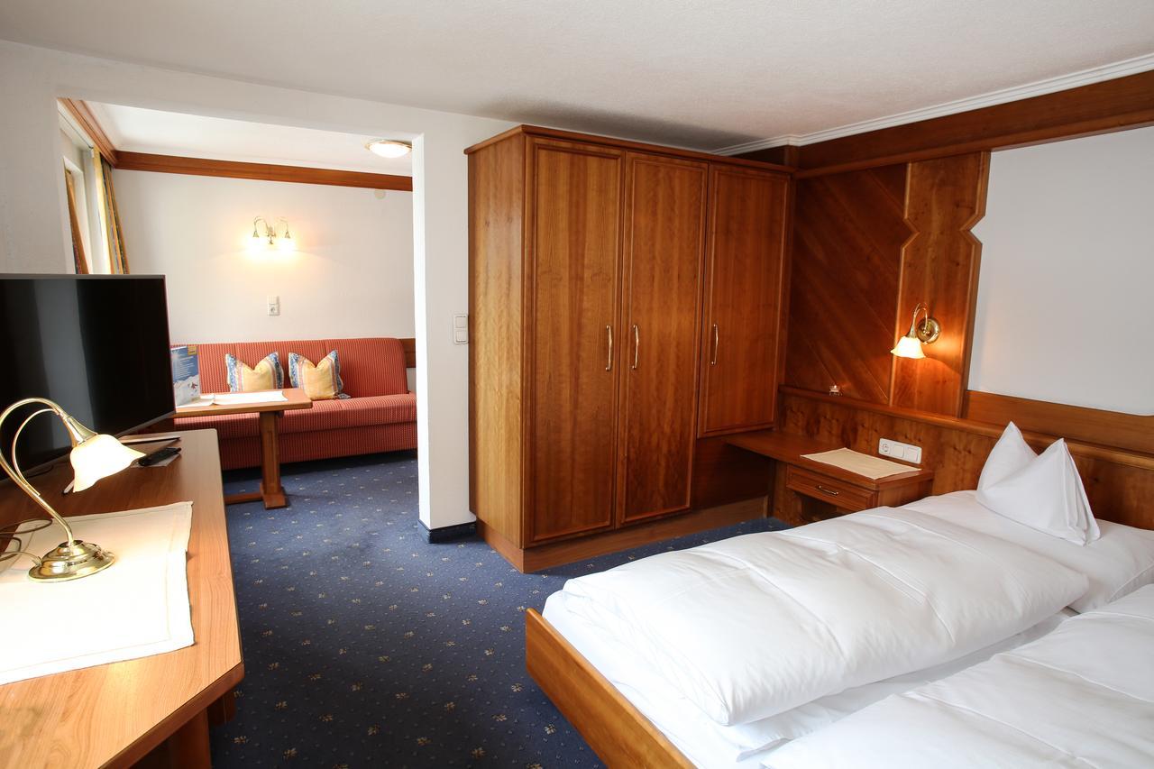 Hotel Post, Dobbeltværelse