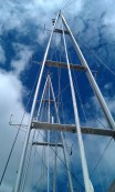 Would love to see the sails up!