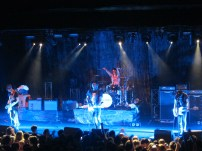 Bloc Party, live at the Powerstation, Auckland New Zealand