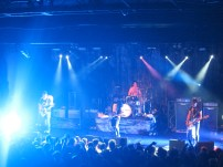 Bloc Party, live at the Powerstation.