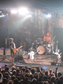Bloc Party live in Auckland 2013