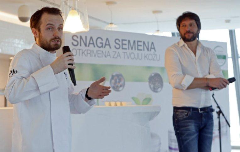 Vanja Puškar i Aleksandar Škipić