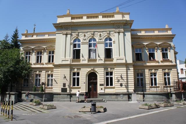OŠ Kralj Petar I u Beogradu, arh. Jelisaveta Načić
