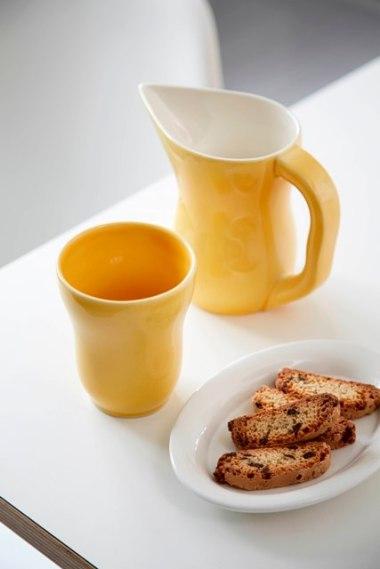 Ursula Mug Yellow 2 Kaehler