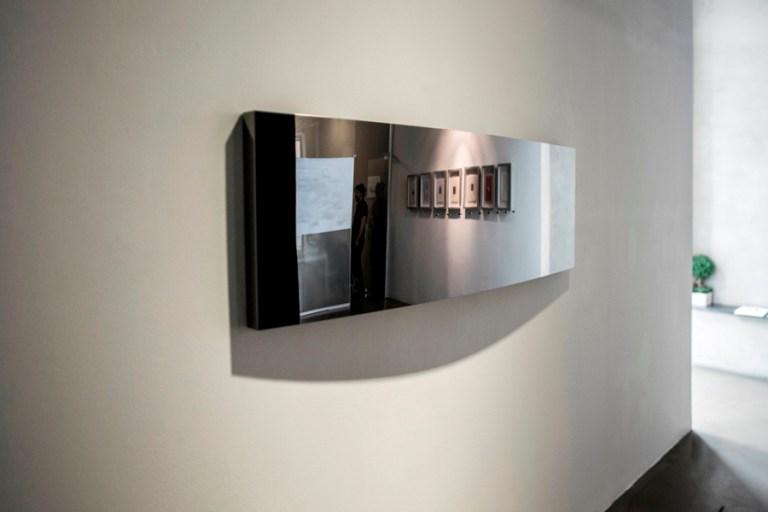Selcuk Artut, Analog Pixels, Serie 5, video instalacija, 2015.
