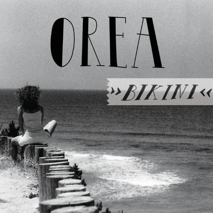 OREA - Bikini SINGLE COVER