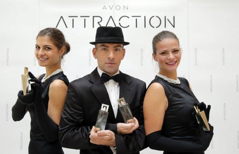 Predstavljanje novog Avonovog parfema Attraction 2
