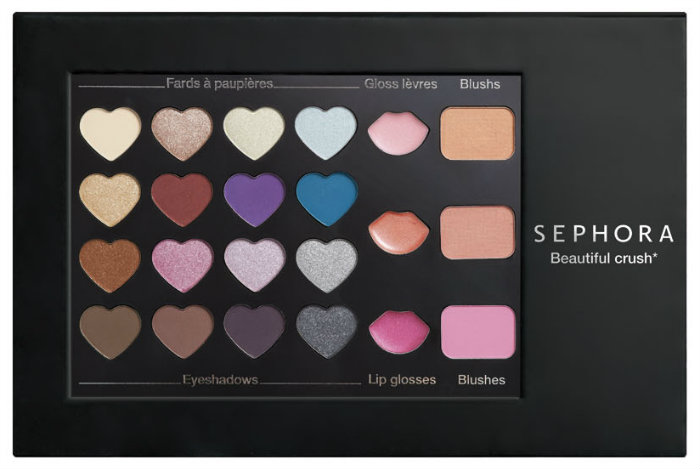 BEAUTIFUL LITTLE CRUSH PALETTE