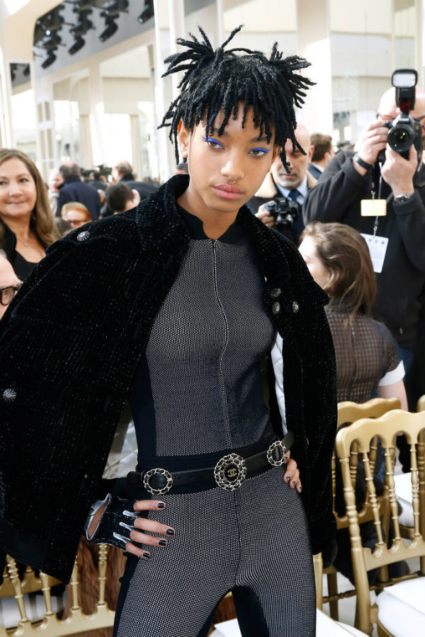 Willow-Smith-Beauty-Looks-Image Source-Getty - Rindoff- Le Segretain