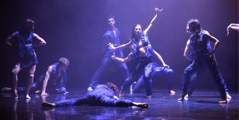 Predstava kompanije Tanc Lucern zatvorila BDF