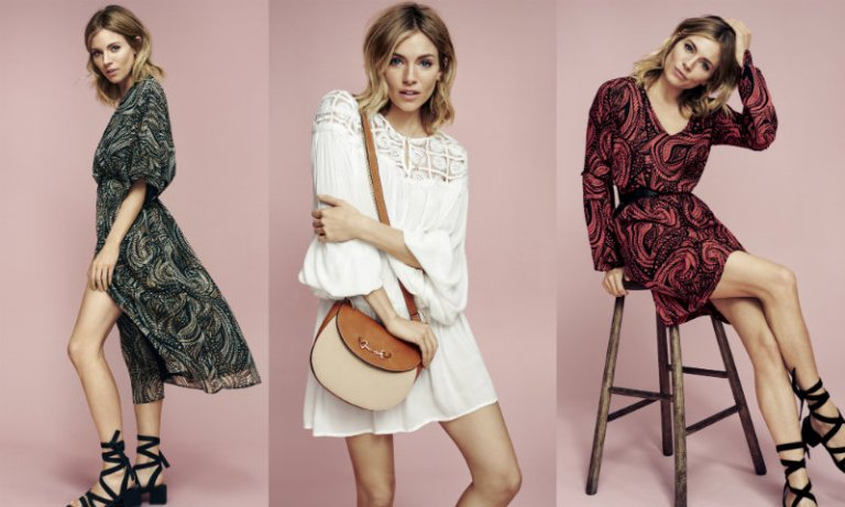 Sienna Hearts Lindex campaign