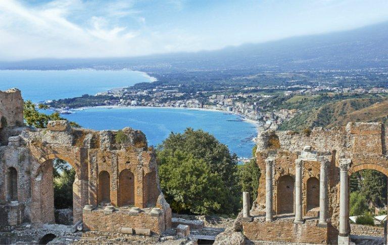 Messina – a taster of Siciliy