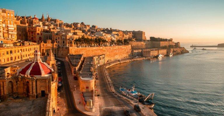 Valetta – an historic 16th century city