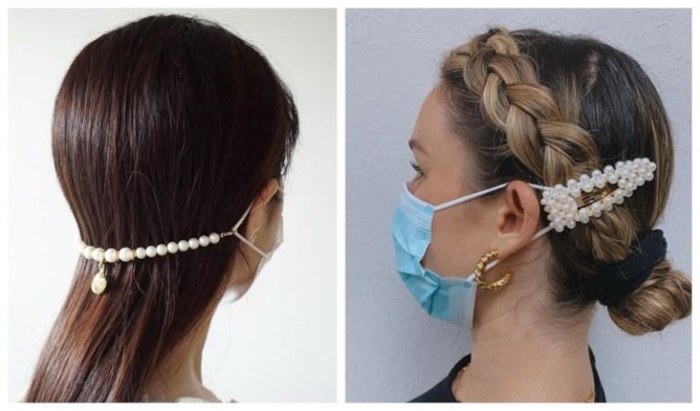 kako sprečiti bol ušiju zbog maske