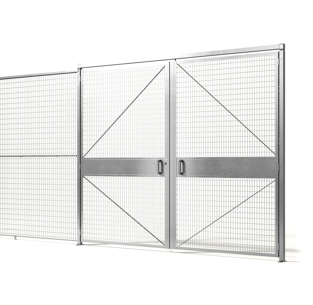 Wov N Wire Partitions