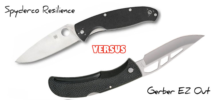 resilience vs gerber ez out