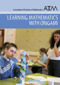 Learning Mathematics with Origami, front cover