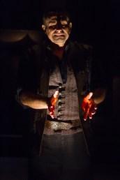 Antony Cochrane as Brutus