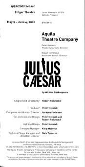 '00 Caesar Program Interior