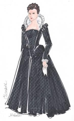 Rendering for Elizabeth by Mariah Hale.