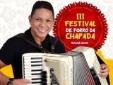 Tagino Godin - Festival de Forró da Chapada