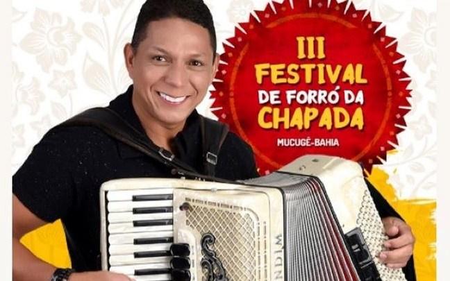 III Festival de Forró da Chapada ocorre em Mucugê