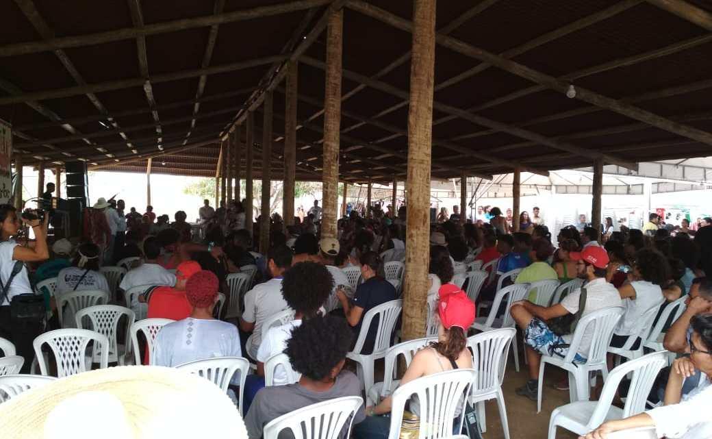Chapada: VI Jornada de Agroecologia da Bahia reuniu povos de diversas etnias em Utinga